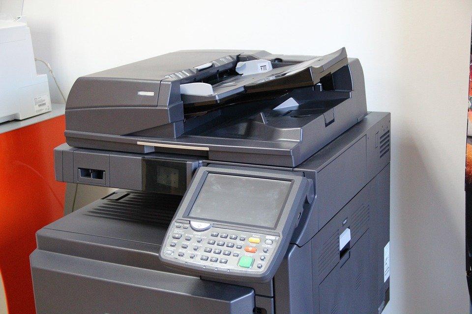Photocopieuse, Imprimante, La Technologie